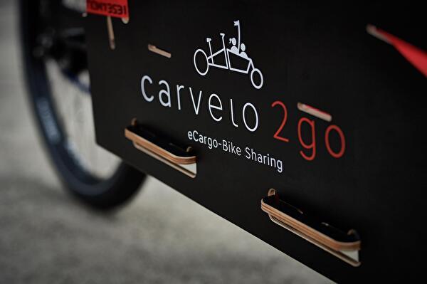 Vélo-cargo électrique