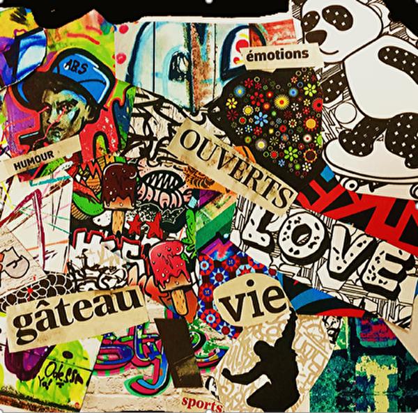 collage service de la jeunesse