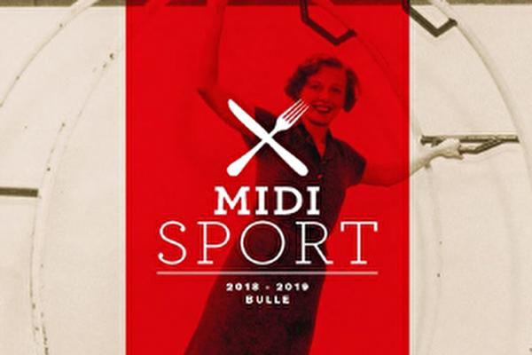 affiche midi sport