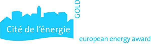 logo Bulle Cité de l'énergie GOLD