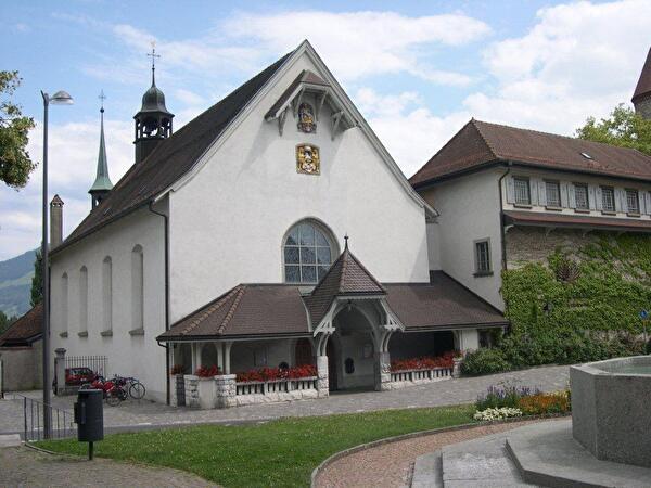 chapelle blanche