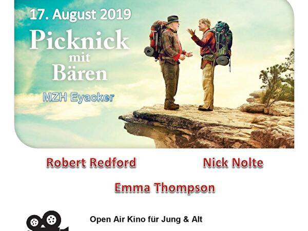 Flyer Sommer-Kino