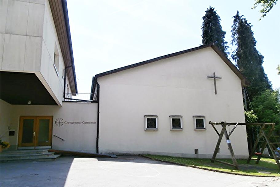 Gebäude der Chrischona Gemeinde Wald