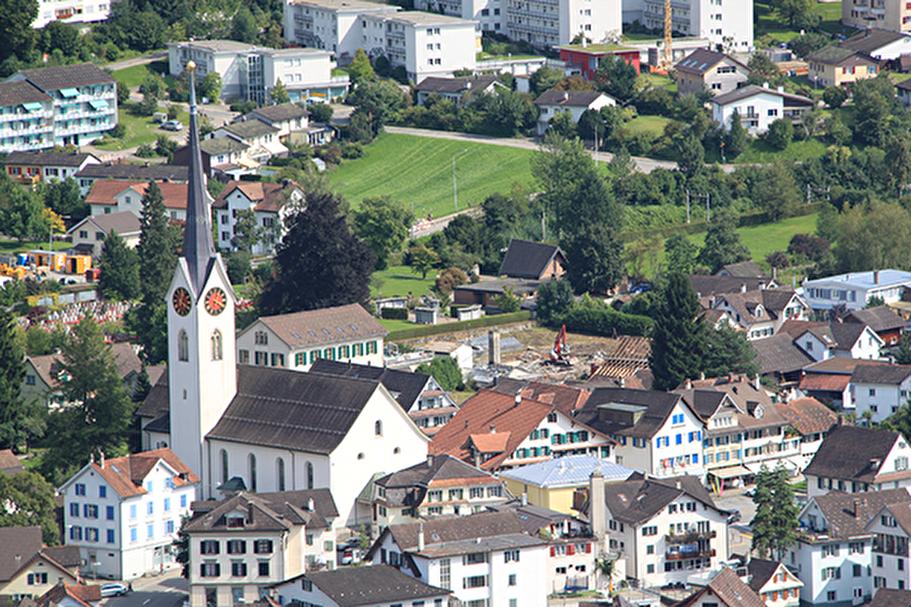 Reformierte Kirche Wald ZH