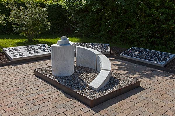 Gemeinschaftsgrab Friedhof Wald ZH
