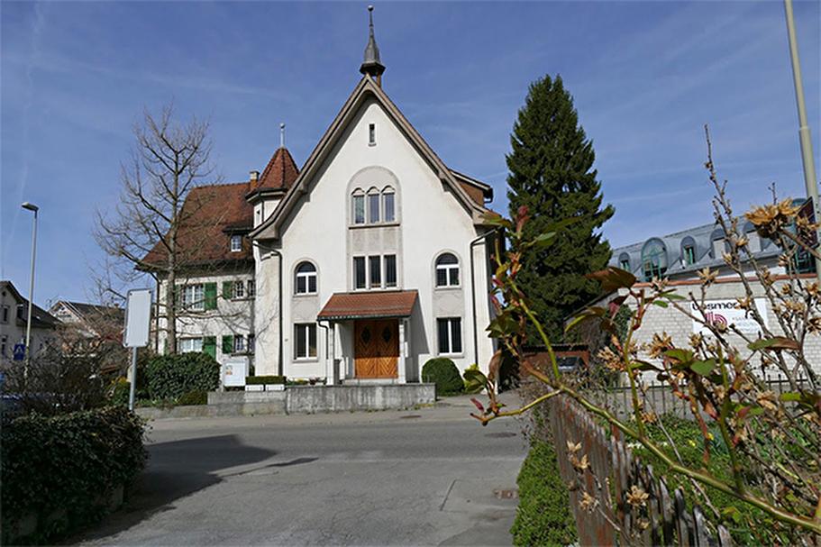 Evangelisch-methodistische Kirche Wald ZH