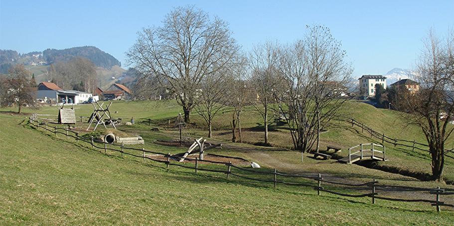 Spielplatz Neuhus