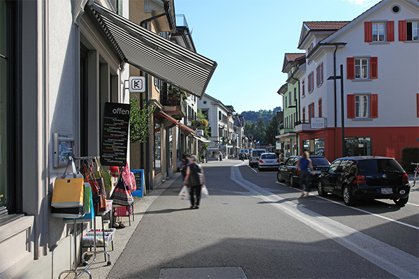 Bahnhofstrasse Wald ZH