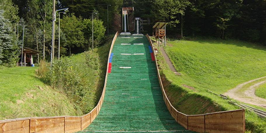 Skisprungschanzen Gibswil-Ried