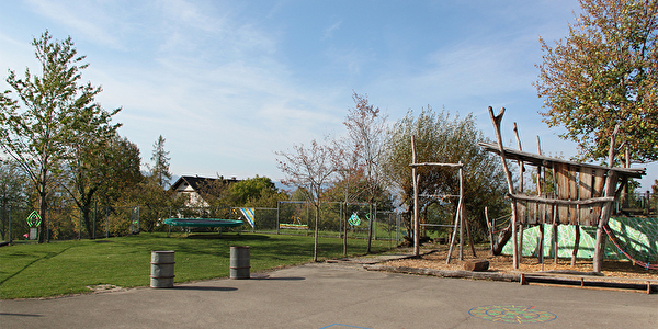 Spielplatz Schule Mettlen