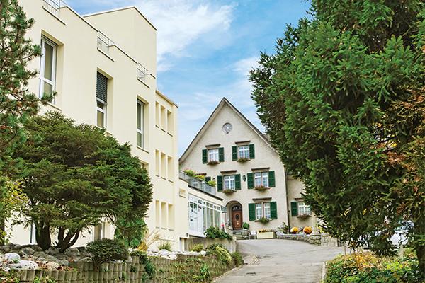 Alters- und Pflegeheim Grünegg