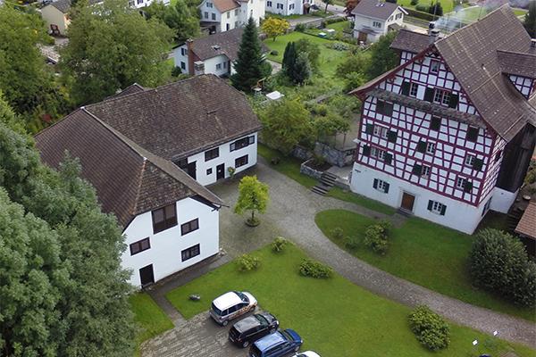 Gemeindezentrum Windegg (Ref. Kirche Wald ZH)