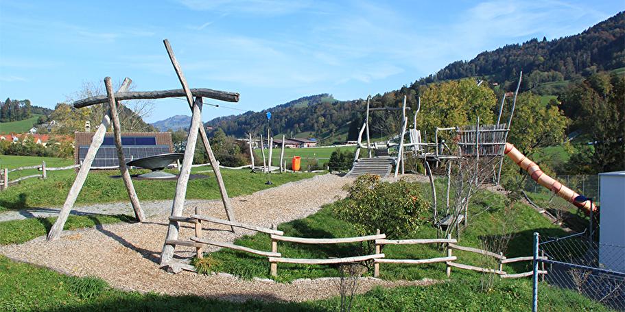 Spielplatz Schule Ried
