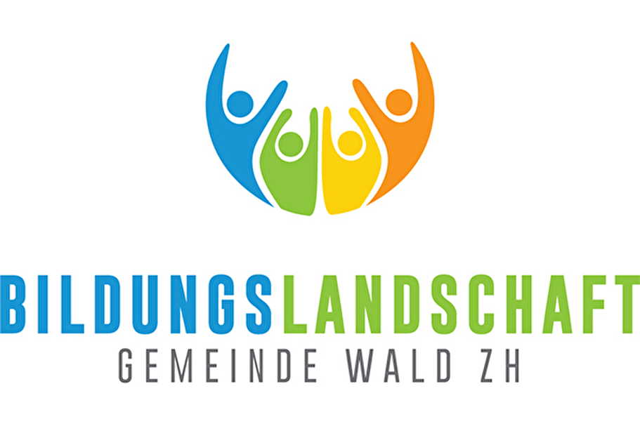 Logo für die Bildungslandschaft Wald ZH