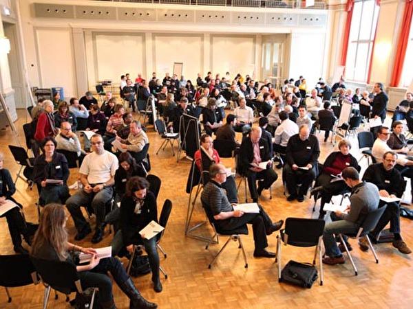 Werkstatt Chance Olten Ost mit 130 Teilnehmenden