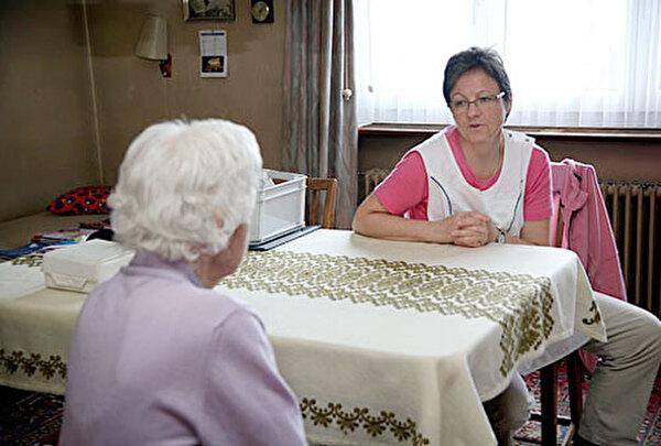 Alters- und Pflegeheime