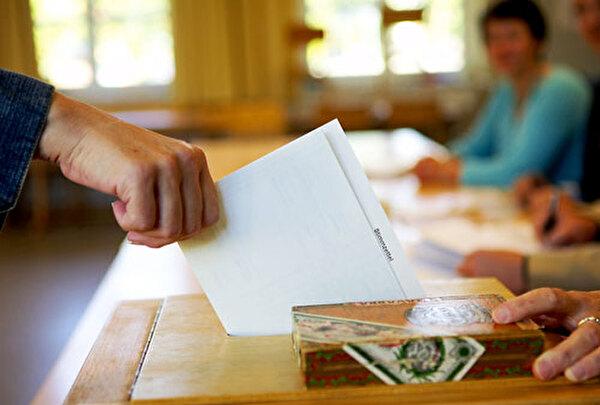 Aktives und passives Wahlrecht