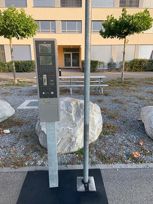 Parkuhr Olten