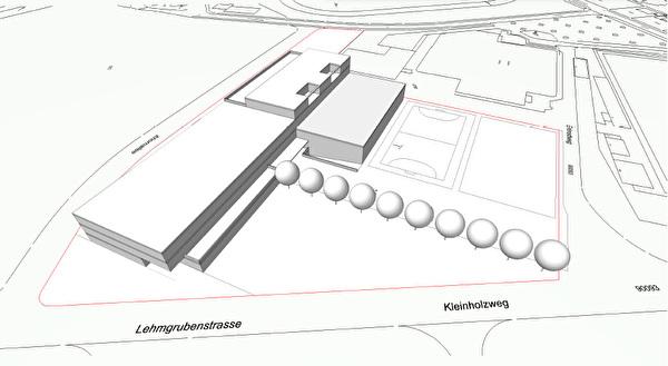 Schulhaus Kleinholz