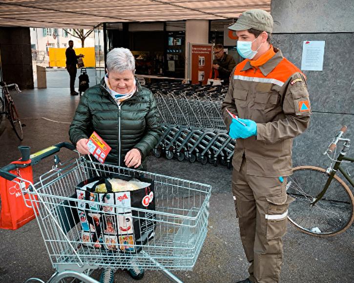 Zivilschutz im Einsatz für die Solothurner Bevölkerung