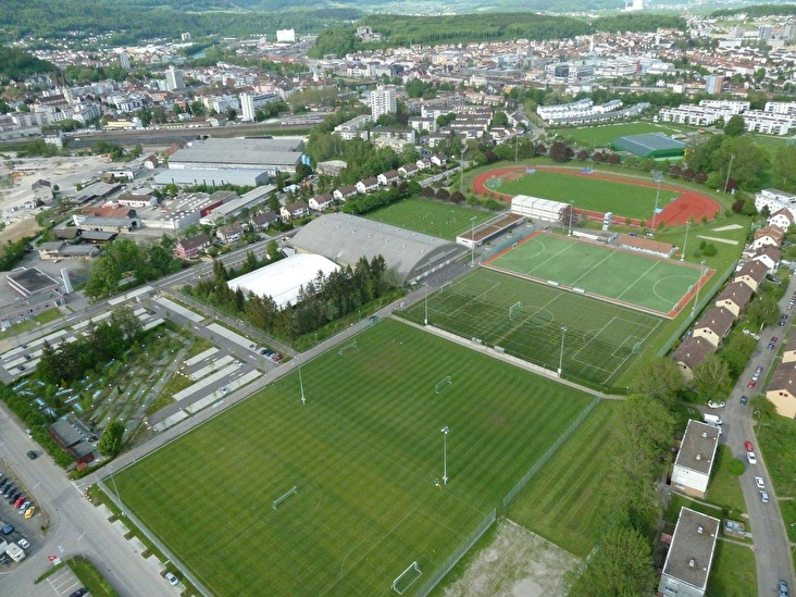 Sportanlage Kleinholz