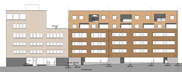 Gestaltungsplan Von-Roll-Strasse