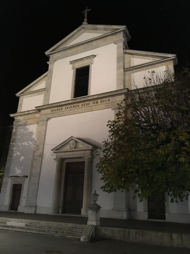 Die christkatholische Stadtkirche