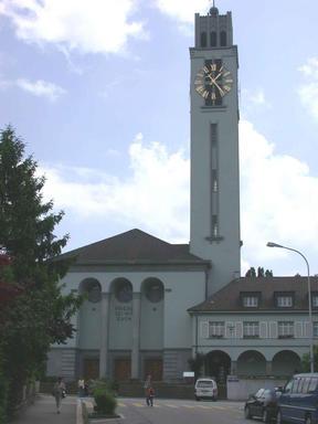 Friedenskirche Olten