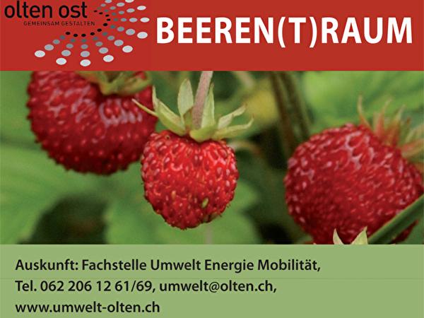 Beeren(t)raum