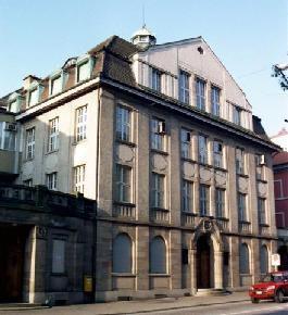 Sitz der Bürgergemeinde Olten