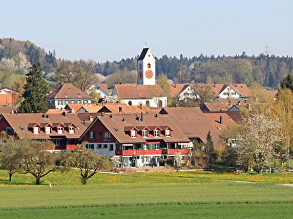 Dorfbild von Hettlingen