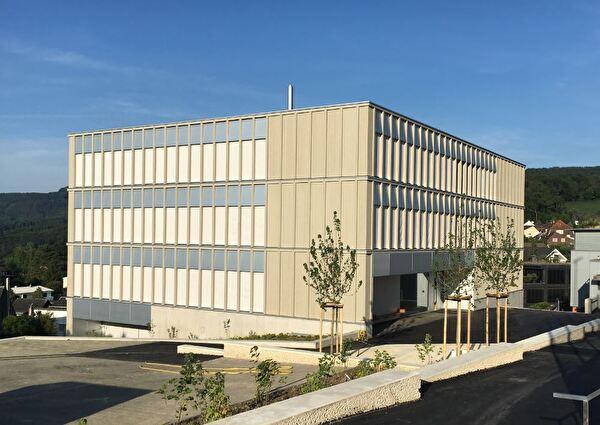 Neubau Schulhaus Pfeffingen