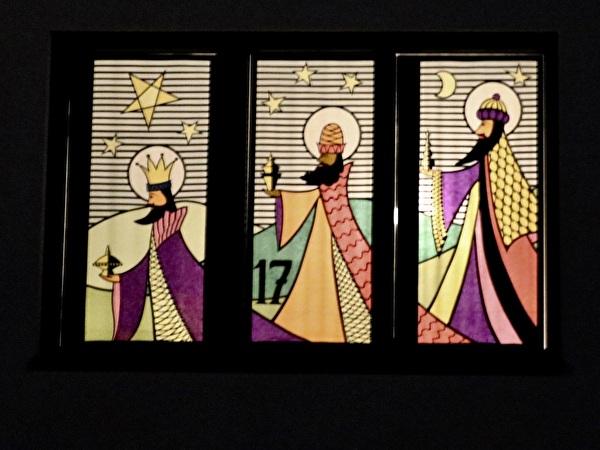 Adventsfenster 2019