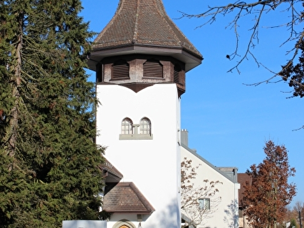 kath. Kirche Niederhasli