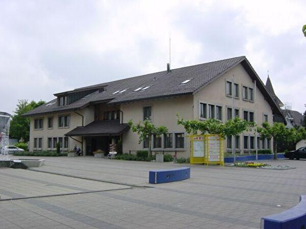 Gemeindehaus Niederhasli