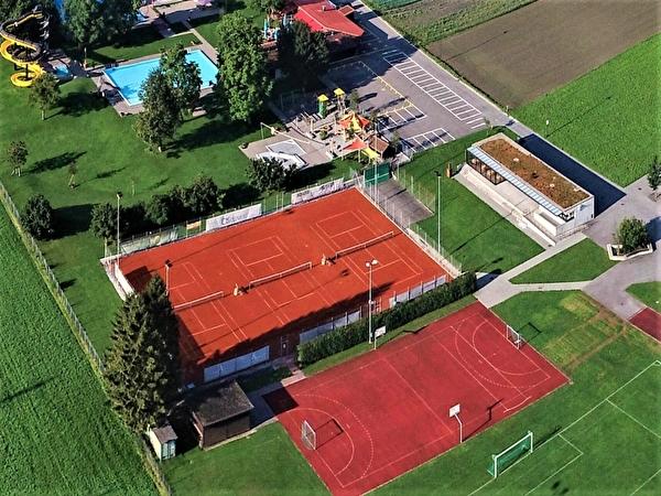 Tennisplatz Oberriet