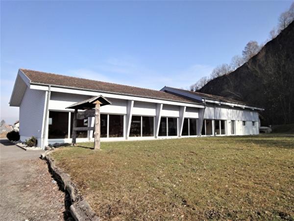 Schwingerhalle Montlingen