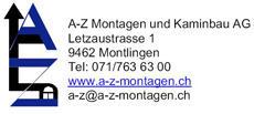 A-Z Montagen