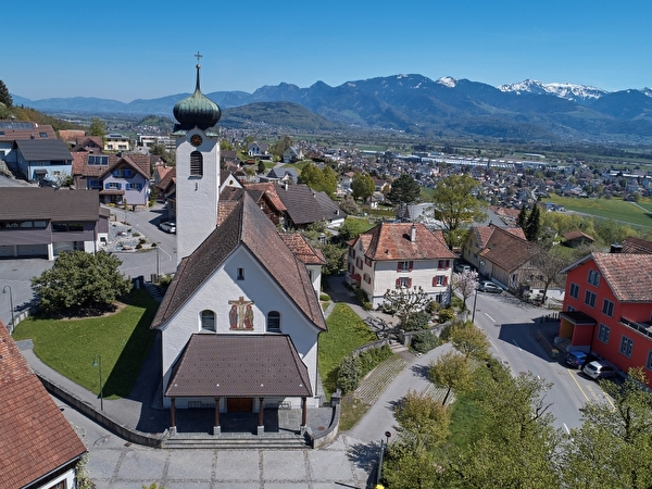 Kirche Kobelwald