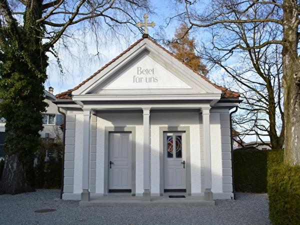 Friedhofkapelle Oberriet