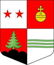 Les armoiries Val-de-Charmey