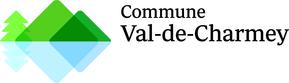 Nouveau logo Commune Val-de-Charmey