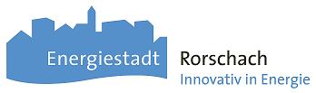 Logo Energiestadt Rorschach