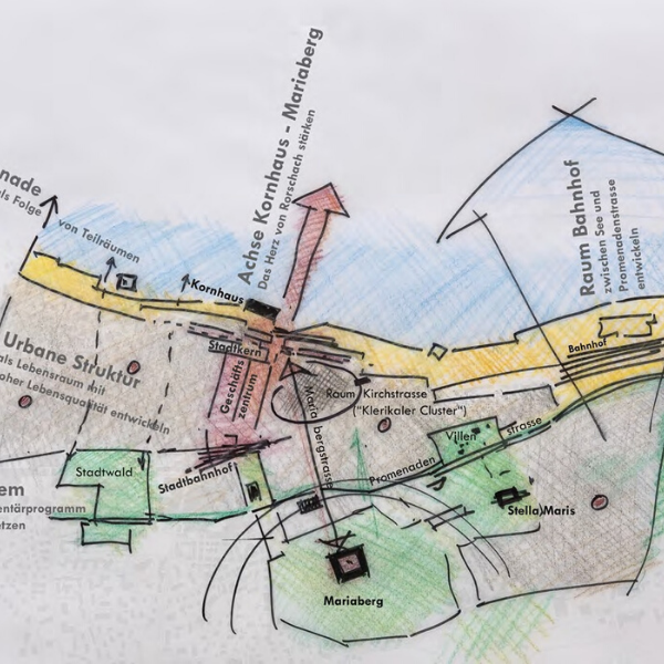 Foto Karte Richtplan
