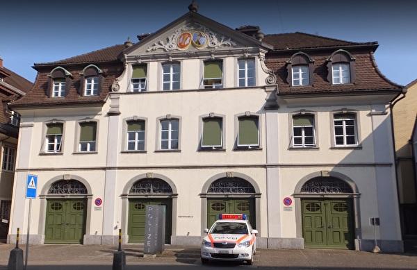 Foto Polizeiposten Rorschach