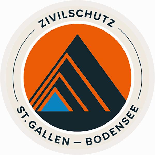 Logo Zivilschutz St. Gallen - Bodensee