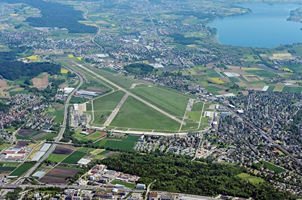Bild Flugplatz