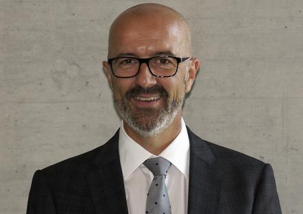 Stadtpräsident André Ingold