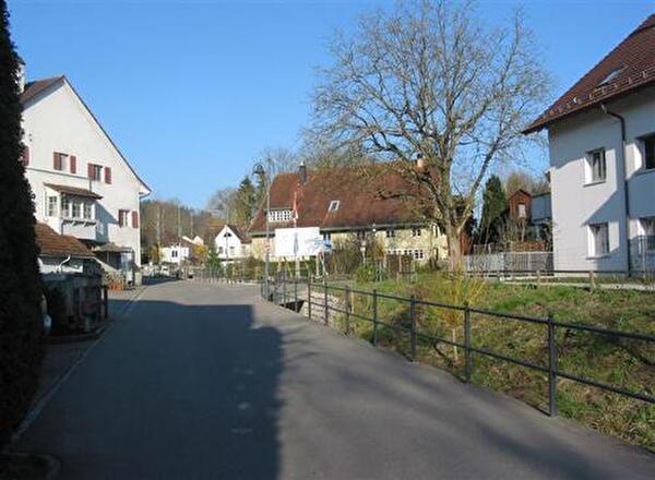 Fotoausschnitt vom Ortsteil Stettbach