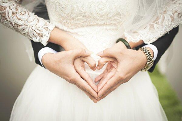 Heirat und eingetragene Partnerschaft